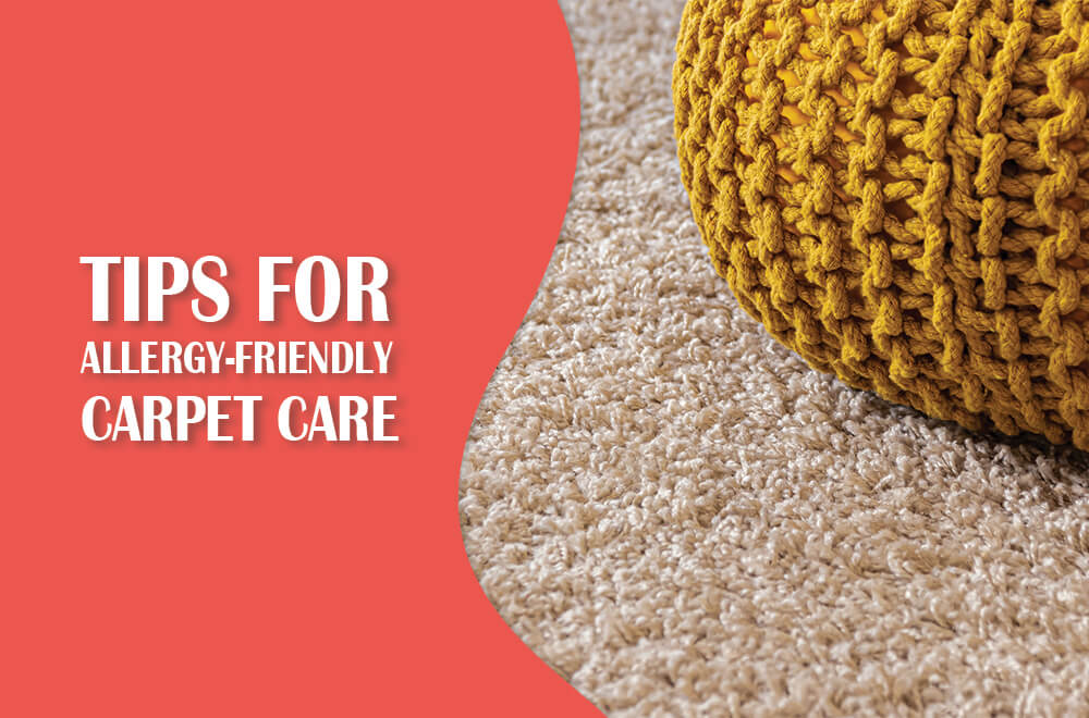 The Best Carpets and Carpet Care for Those with Allergies