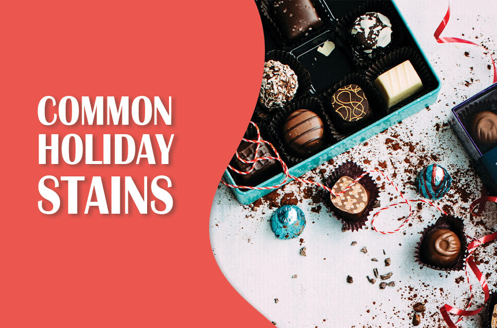 Common Holiday Stains